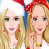 لعبة تلبيس بنات العيد