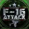 لعبة طائرات هجوم اف 16