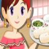 لعبة طبخ تعليم اعداد البوريتو