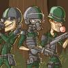 لعبة فرقة الثعبان المحاربة
