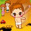 لعبة سباق اطفال